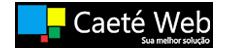 Caéte Web - Criação e Hospedagem de Sites